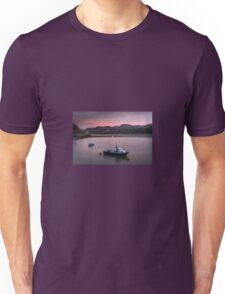 Barmouth Views at Sunset Unisex T-Shirt