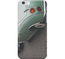 Mint Green Figaro iPhone Case/Skin