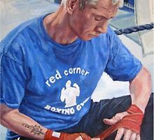 Boxer by Antony Reeves