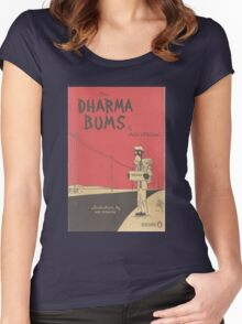 The Dharma Women's Fitted Scoop T-Shirt