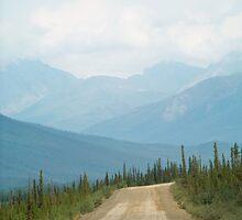 The Dalton Highway by Dandelion Dilluvio
