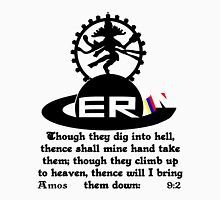 AMOS 9:2 THEY DIG INTO HELL Unisex T-Shirt
