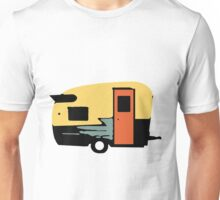 Vintage Camper Trailer Unisex T-Shirt
