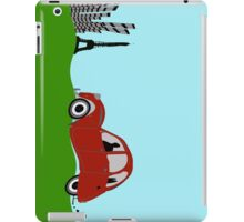 Driving to Paris iPad Case/Skin