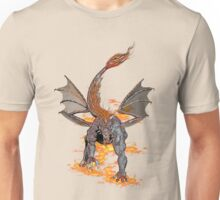 Dragon of Fire Unisex T-Shirt