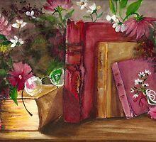 Old Books by Elaine Sharshon