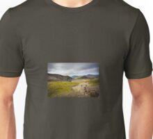 Walking Up Snowdon Unisex T-Shirt
