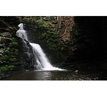 Bushkill Falls 10 Photographic Print