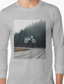 Motorcycle 2 Long Sleeve T-Shirt