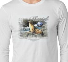 sea lion Long Sleeve T-Shirt