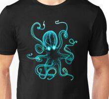 Octopus Aqua Unisex T-Shirt