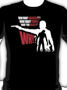 Rick's Three Questions T-Shirt