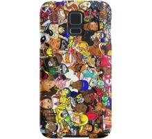Millennium Collage Samsung Galaxy Case/Skin