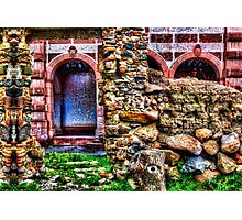 Behind The Wall Fine Art Print Photographic Print