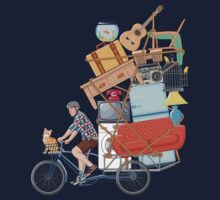 Life on the Move Kids Clothes