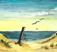 Dunes by Elaine Sharshon