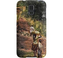Home On The Hilltop Samsung Galaxy Case/Skin