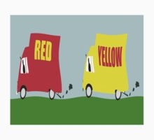 Tongue twister - Red lorry, yellow lorry Kids Clothes