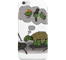 Mysterious Future of the Turtle iPhone Case/Skin