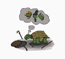 Mysterious Future of the Turtle Unisex T-Shirt