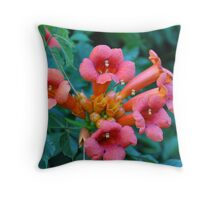 nice vine Throw Pillow