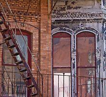 Providence Facade by Daniel  Jenkins Jr