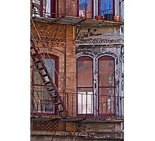 Providence Facade Photographic Print