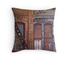 Providence Facade Throw Pillow