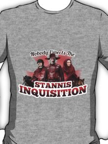 The Stannis Inquisition T-Shirt