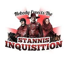 The Stannis Inquisition by prophets
