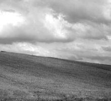 Hill near Coulter Lane Farm by JacobGlasby
