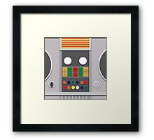 TV Uniforms - Lost In Space - Robot Framed Print