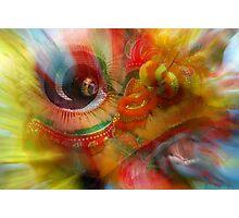 The Dragon Dancer Photographic Print