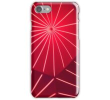 Red Light District iPhone Case/Skin