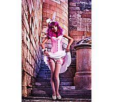 Pink Princess Fine Art Print Photographic Print