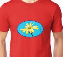 Flower Oval T-Shirt