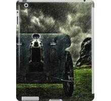 Vintage Cannon Feldhaubitze iPad Case/Skin
