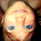 Pretty blue eyed girl :) by Christie  Moses