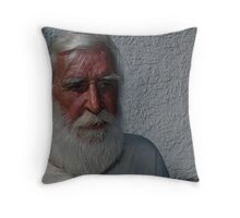 """ I believe in Santa Claus "". Throw Pillow"
