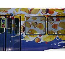 So THIS Is The (Citrus) Tramcar Named Desire? Photographic Print