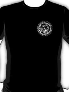 JoJo's Bizzare Adventure - Funny Valentine (White Badge) T-Shirt