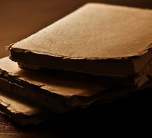 Old Poetry Books by LeeAnne Emrick
