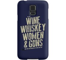 And We'll All Have A Humdinger Samsung Galaxy Case/Skin