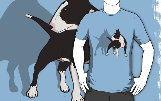 ENGLISH BULL-TERRIER by roadie