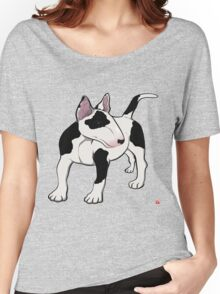 ENGLISH BULL-TERRIER Women's Relaxed Fit T-Shirt