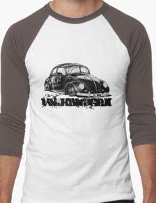 V-DUB  Men's Baseball ¾ T-Shirt