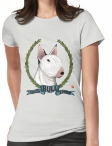 ENGLISH BULL-TERRIER Womens Fitted T-Shirt