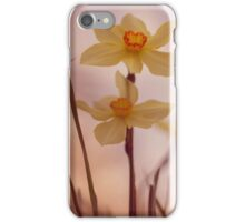 Narcissus 3 iPhone Case/Skin