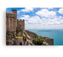 Castle View Canvas Print