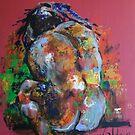 Weeping Woman by Reynaldo
